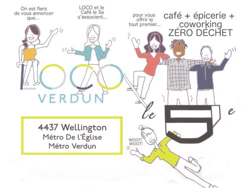 Une épicerie zéro déchet LOCO à Verdun!