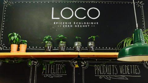 Zero waste grocery store LOCO now open in Verdun!