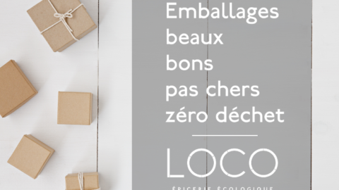 Emballages cadeaux beaux, bons, pas chers et zéro déchet! | Par Maryse